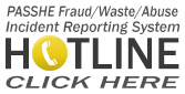 Link to Ethicspoint (follow for PASSHE Fraud, waste, abuse, incident reporting systems hotline