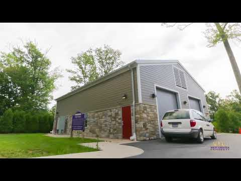video: Sustainability at WCU - The Pumphouse